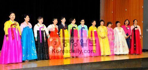 워싱턴주 대한부인회 주관  한국의 맛 행사
