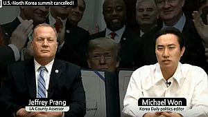 U.S.-North Korea summit cancelled!