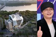 Yang Hyun-Suk Shares More Pictures of New Massive Company Building