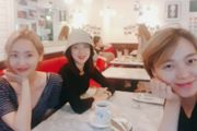 Sunye Shares Picture From Recent Wonder Girls Reunion