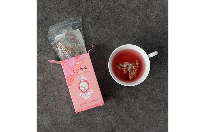 <font color=#C72700>20%할인</font>배아픈 그날엔차 Herb Tea for Woman