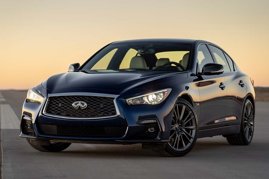2020 INFINITI JUNE LEASE SPECIAL