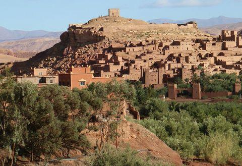 모로코 베르베르인 가정생활 체험과 여성운동