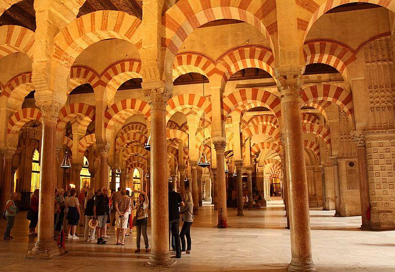 이슬람·가톨릭 조화의 상징 '코르도바의 메스키타'
